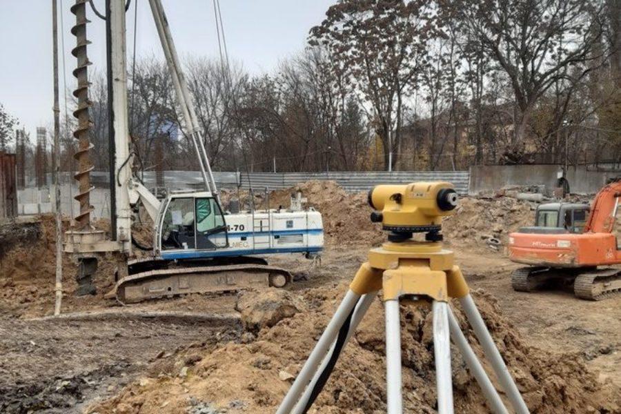 Фотоотчет строительства ЖК Дубинина: