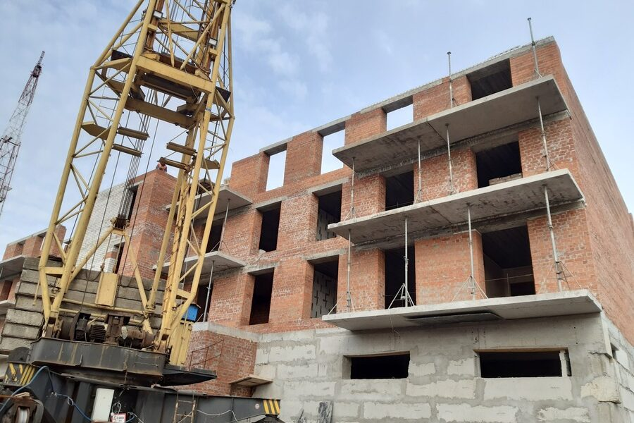 Свежие новости со строительной площадки