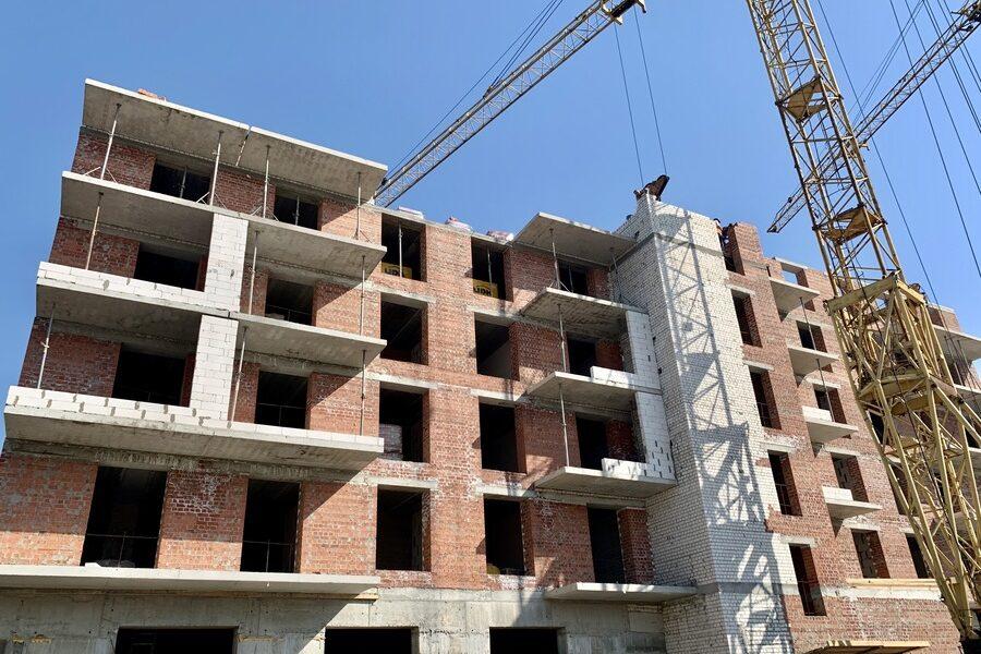 Новые фото строительства нашего ЖК