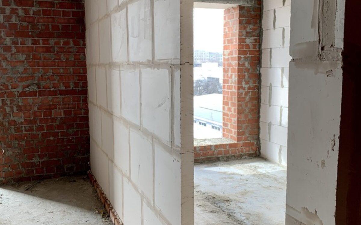 Секция 2 квартира 43,5 м2