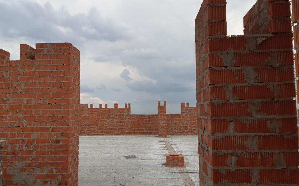 Завершаем капитальное строительство секции №2