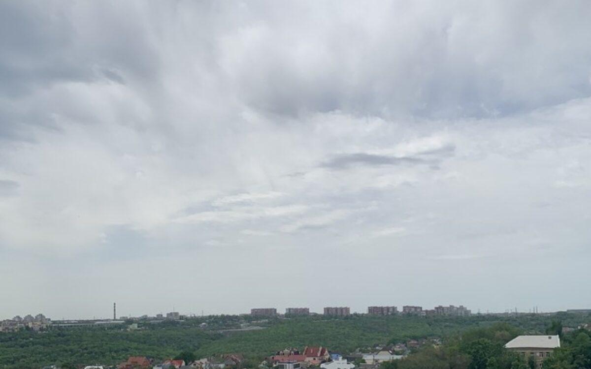 вид в сторону Запорожского Шоссе